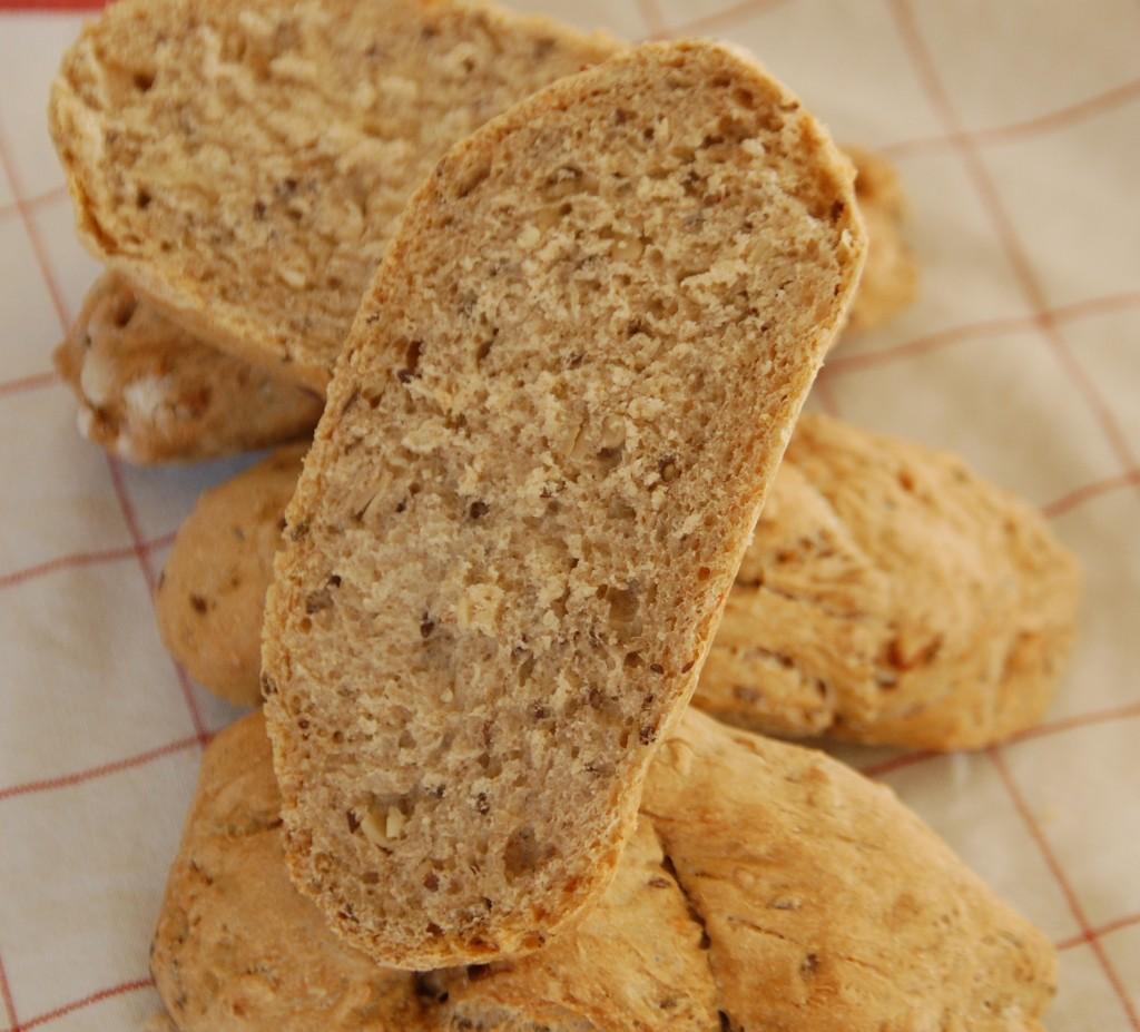 Petits pains aux céréales