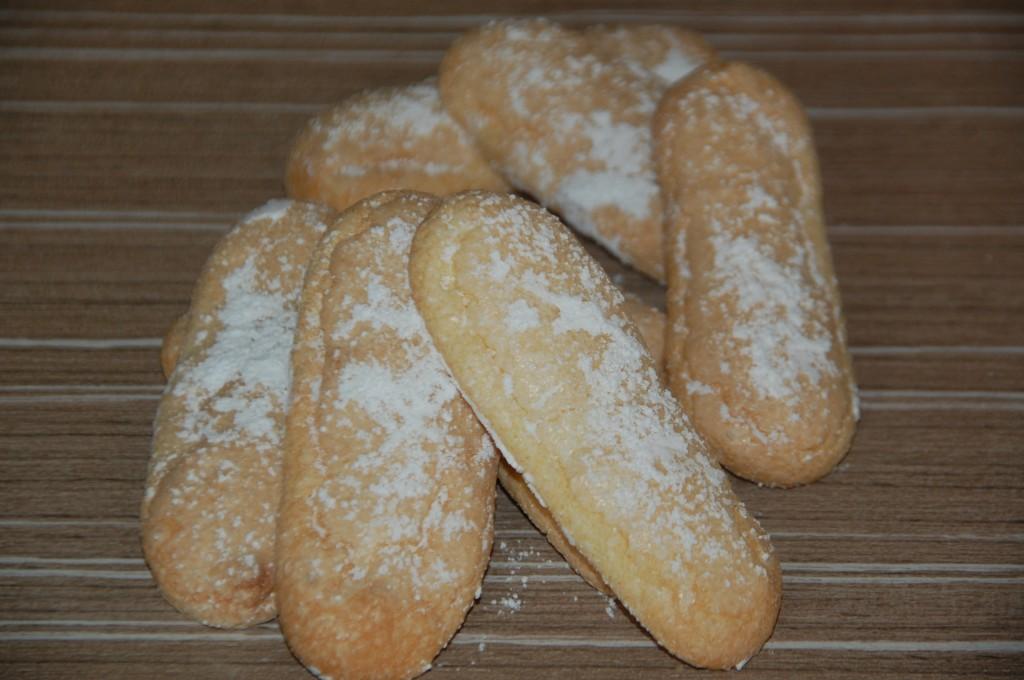 Biscuits cuillère selon Michalak