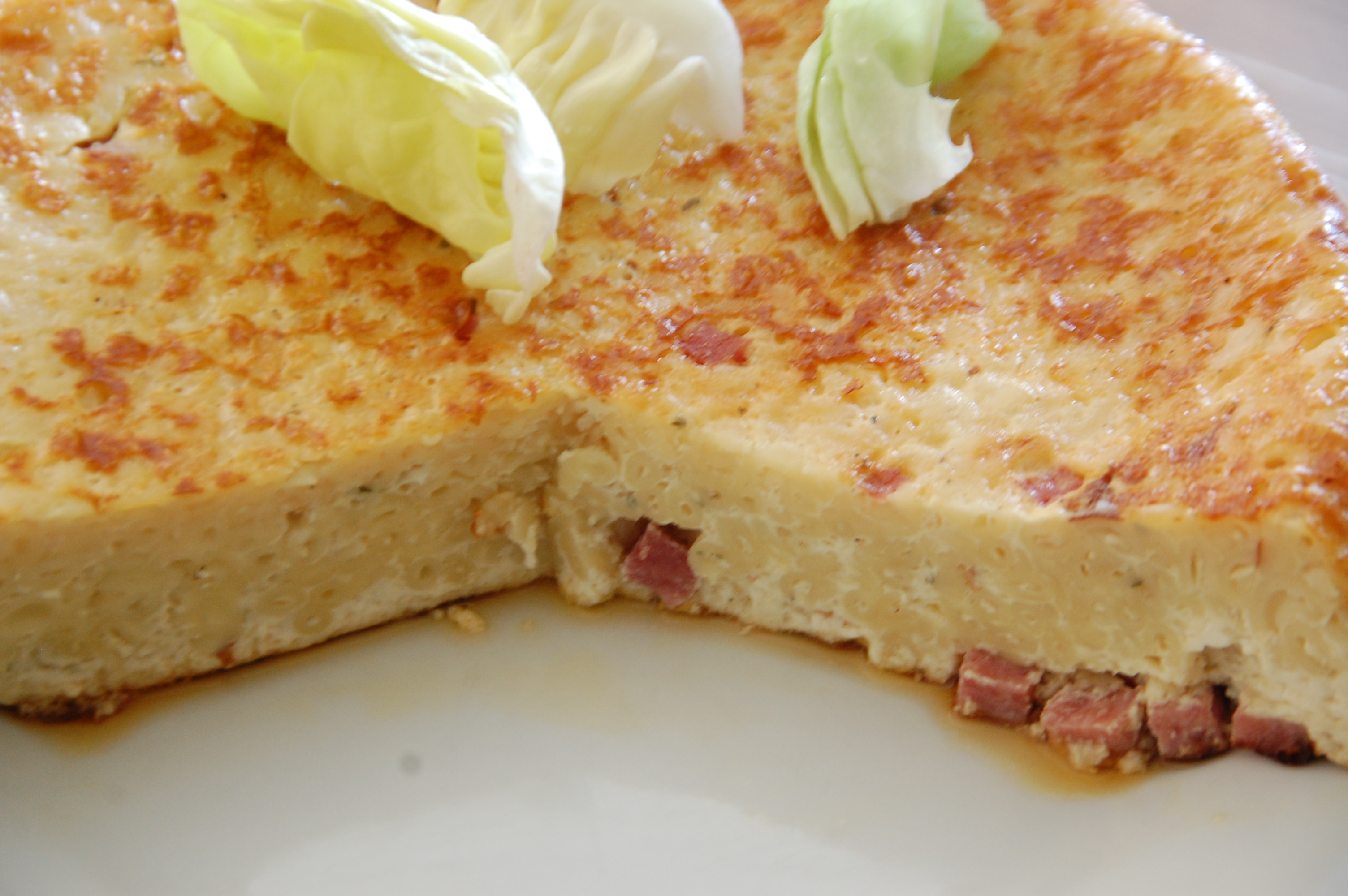 Recette Cake Au Jambon Fromage