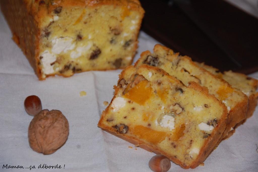 Cake au potiron