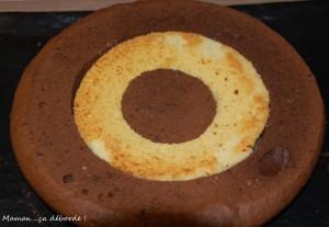 Gâteau damier8