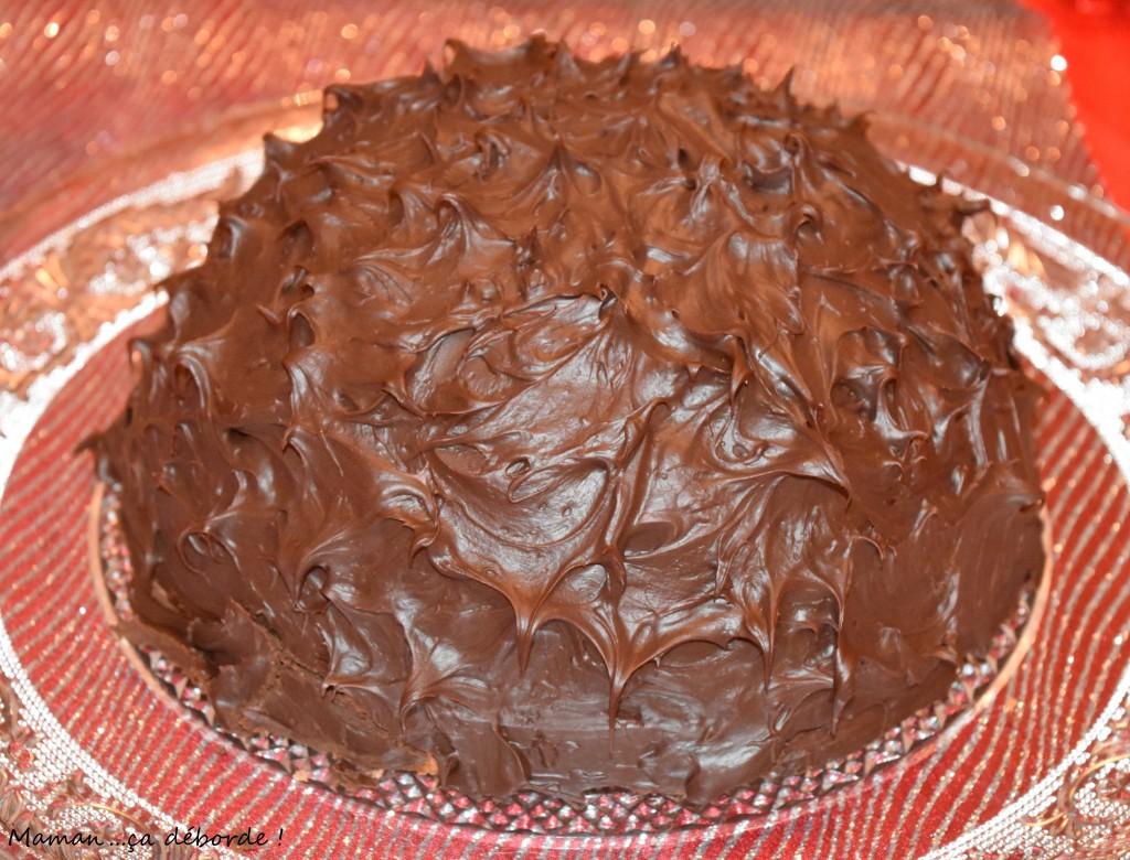 Dôme aux 3 chocolats