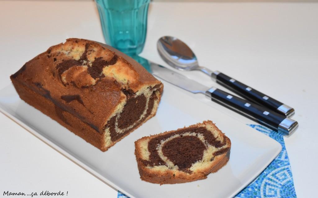 Gâteau marbré de Christophe FelderGâteau marbré de Christophe Felder