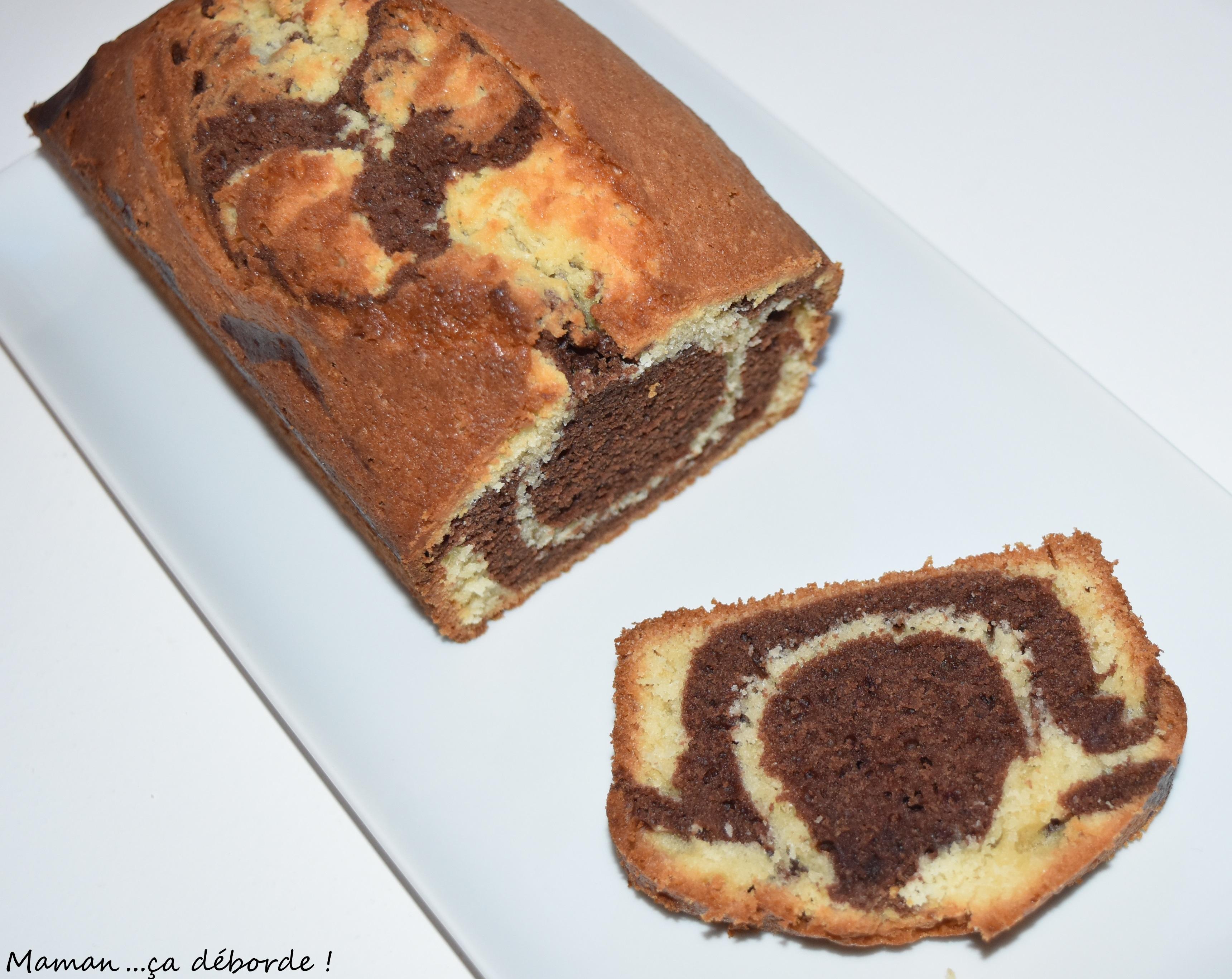 Recette Cake Marbre  Oeufs