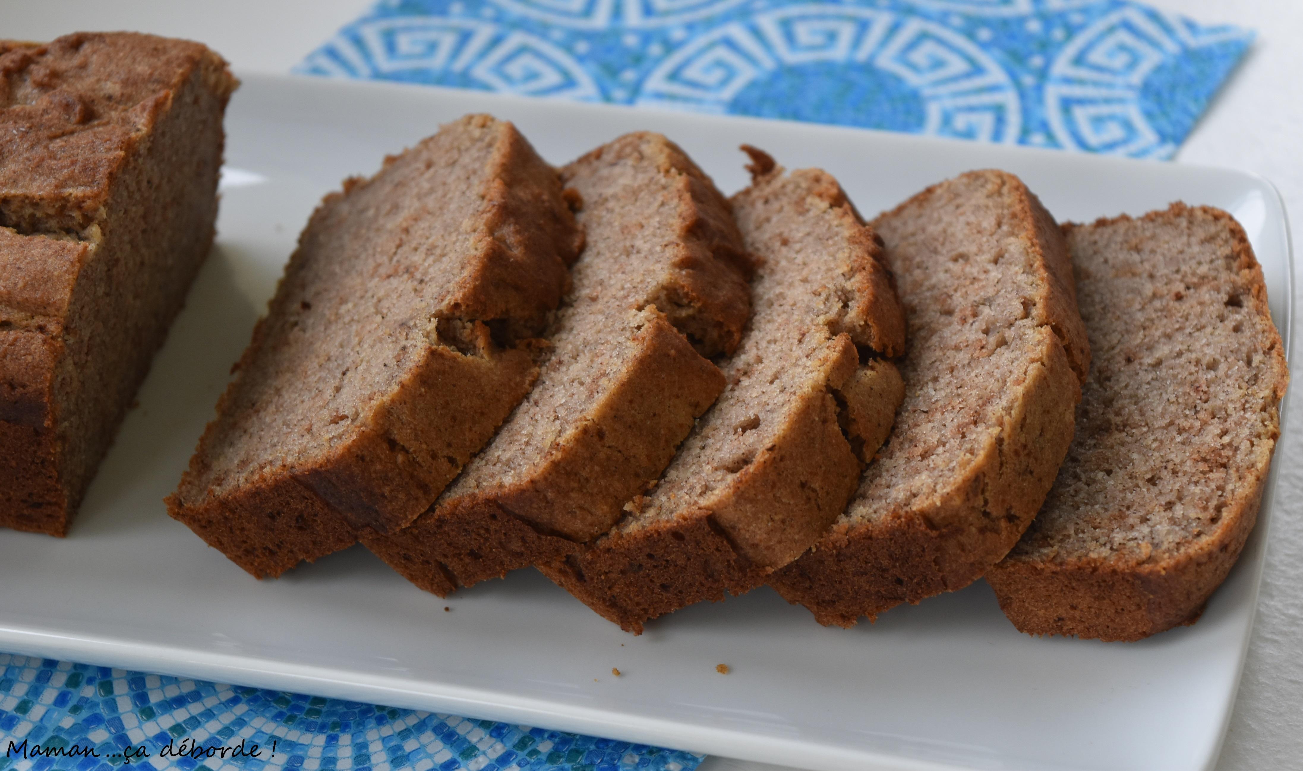 Cake Moelleux Sarrasin
