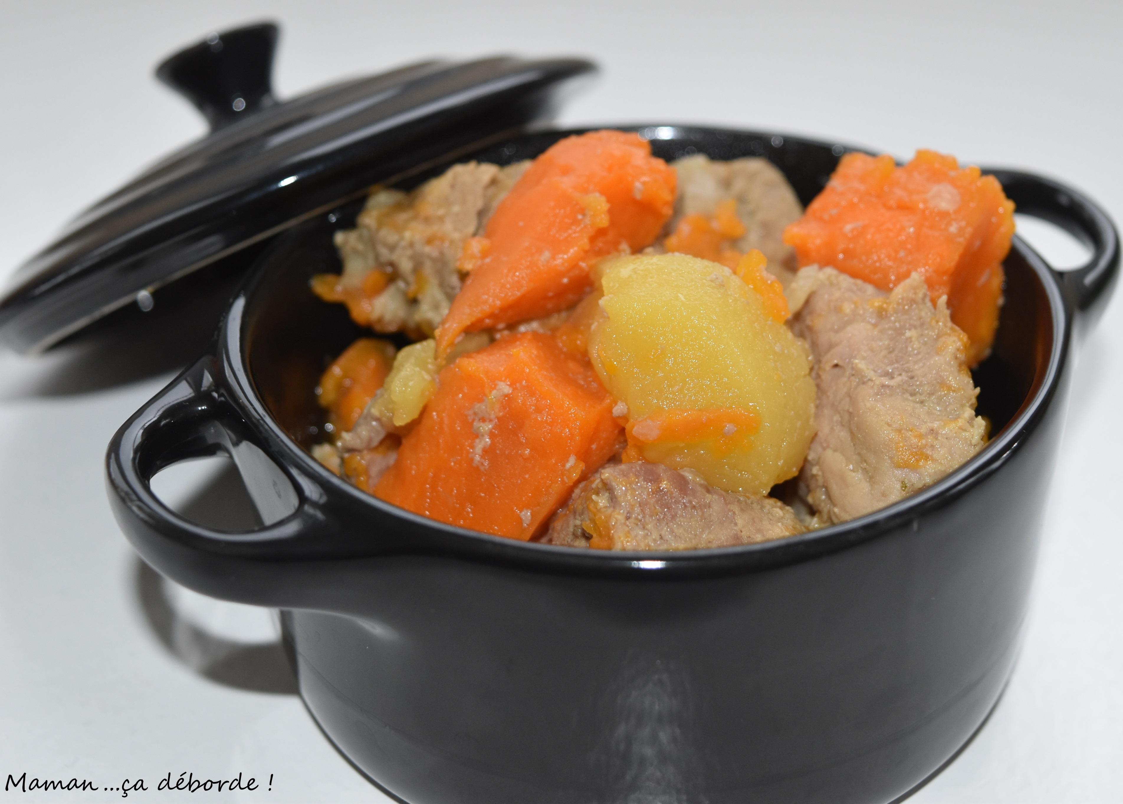 Filet mignon au sirop d 39 rable patates douces et pommes maman a d borde - Quand recolter les patates douces ...