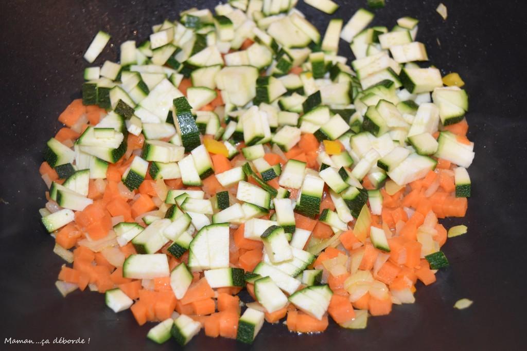 Riz aux petits légumes1