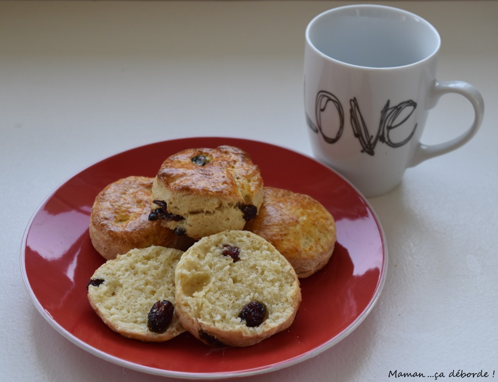 Scones de Rose Bakery2