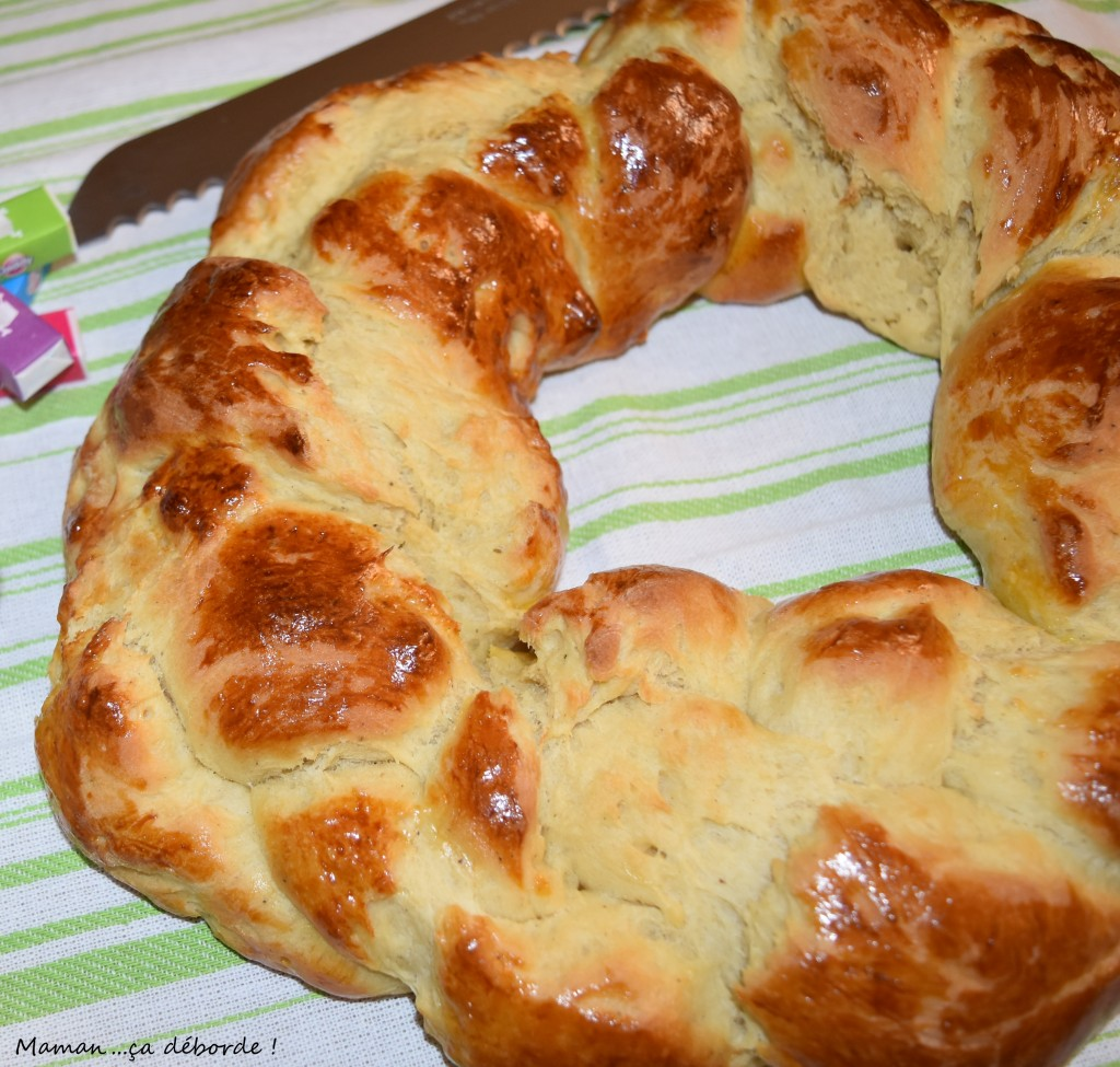 Pain au beurre antillais