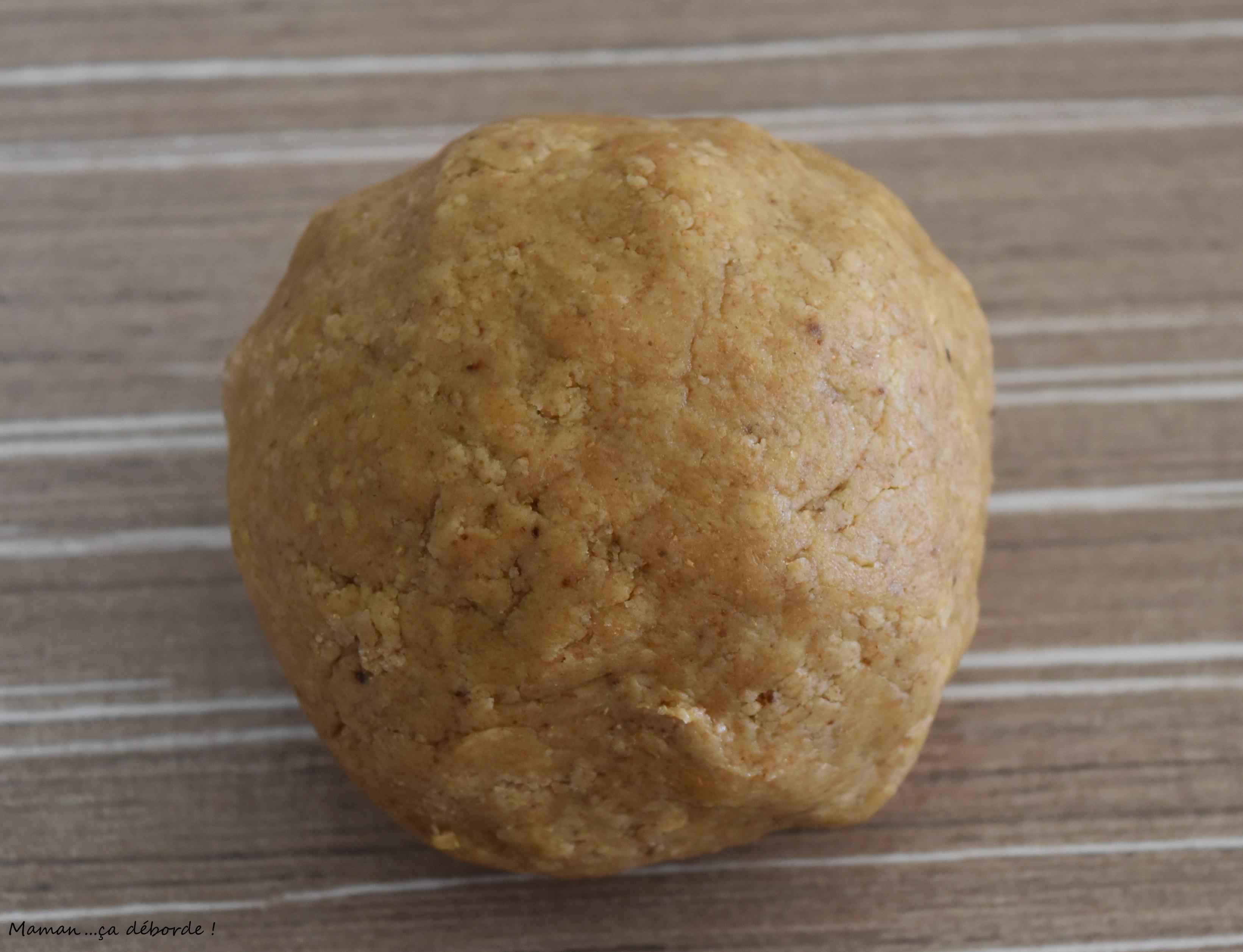 Pâte sablée à la farine d'épeautre1