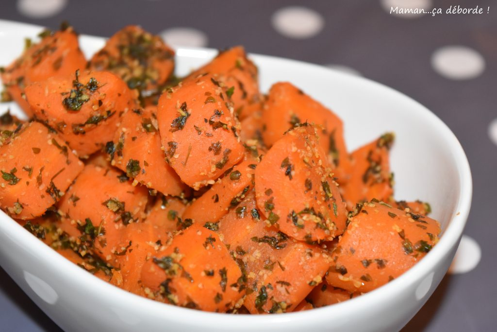 Carottes la chermoula blogs de cuisine for Nourriture poisson rouge carotte