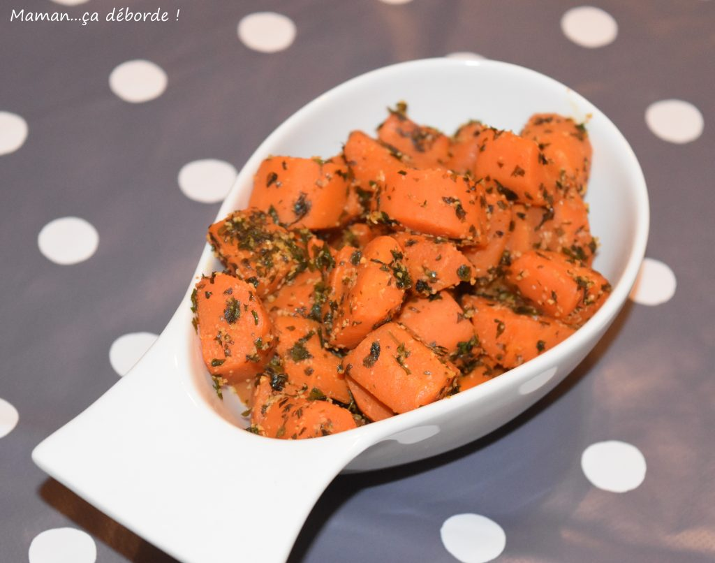 comment cuisiner les carottes 2017