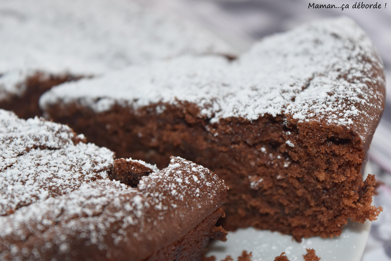 Gâteau au chocolat sans oeuf3