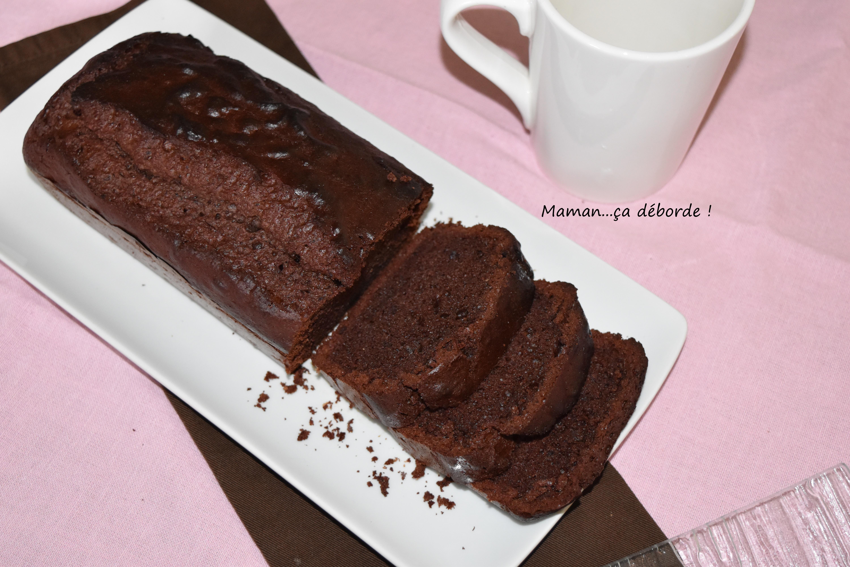 Cake au chocolat (IG bas)3
