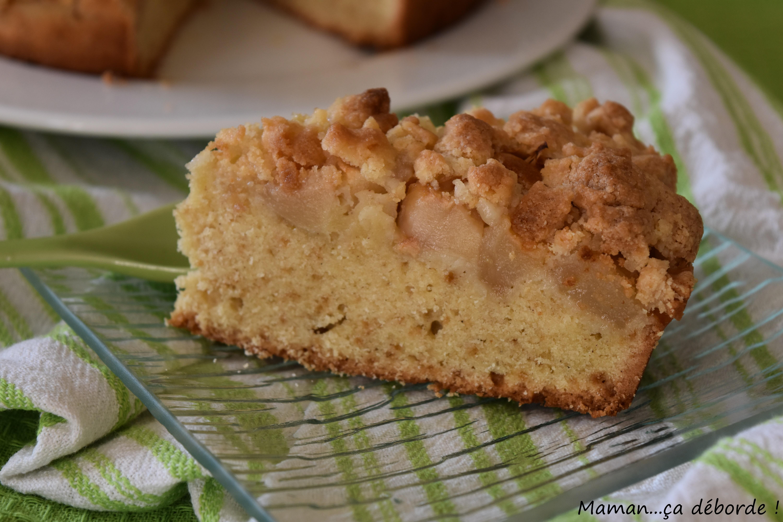 Irish crumble cake4