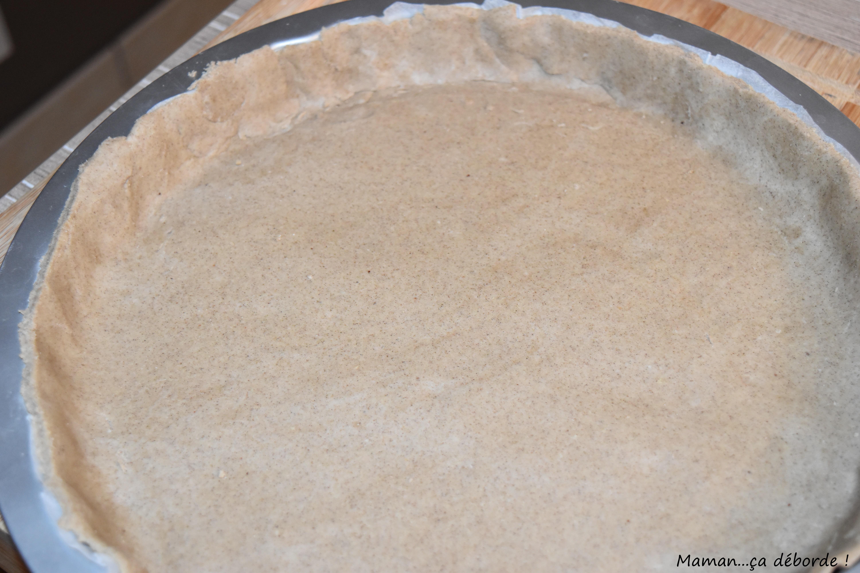 Pâte brisée sans gluten2