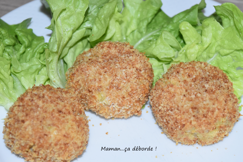 Croquettes de pomme de terre et thon2
