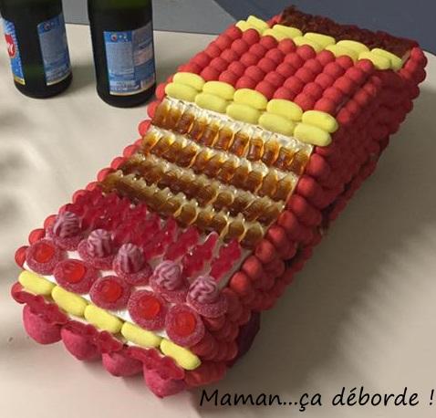 Gâteau de bonbons3