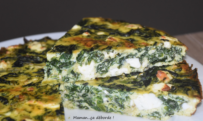 Tortilla épinard et feta3