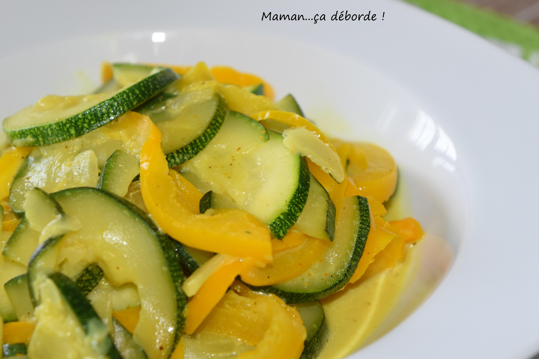 Curry de légumes au lait de coco1