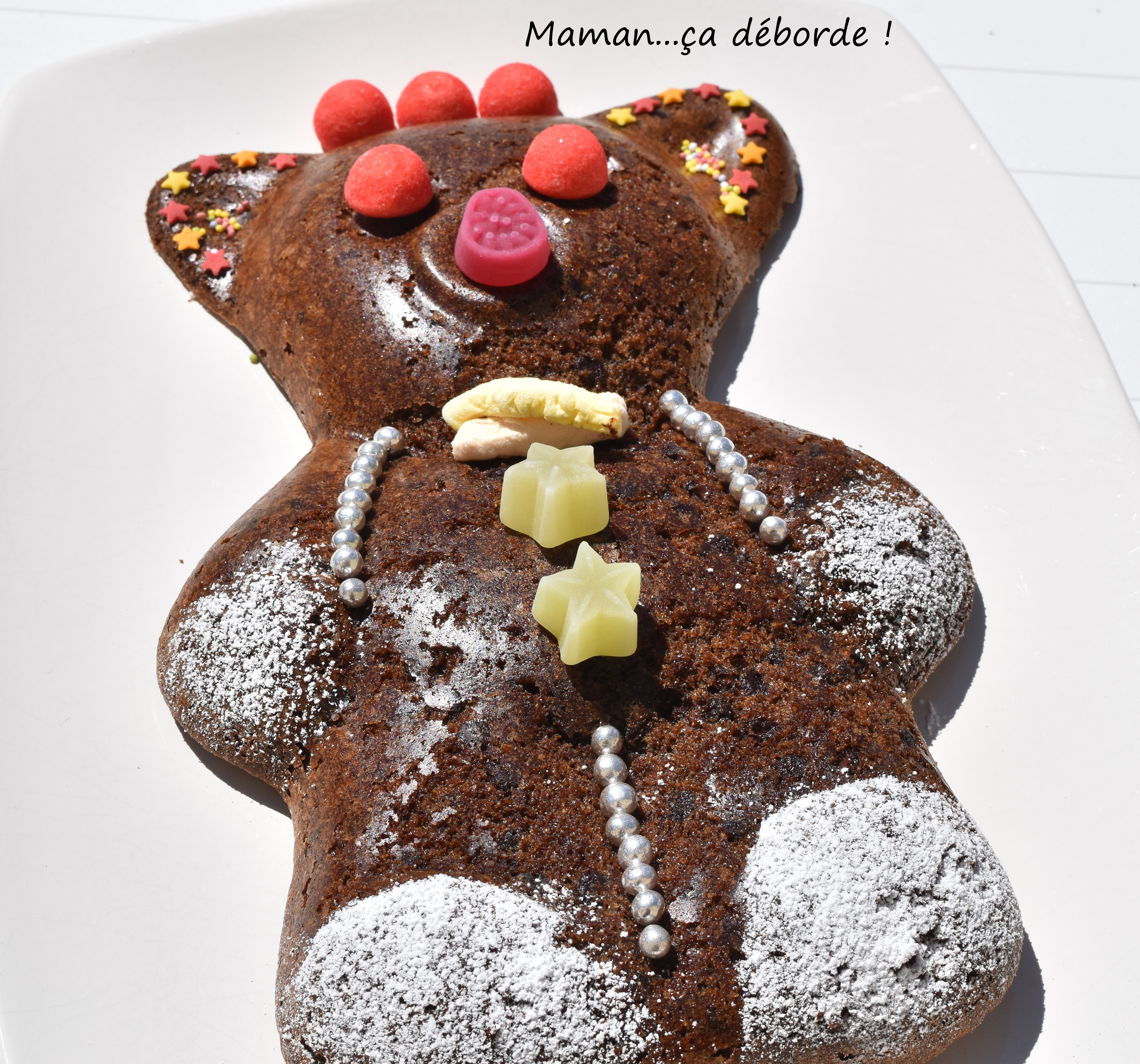 Gâteau de kermesse avec Alsa4