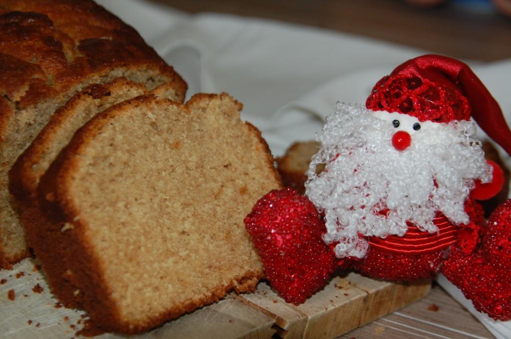 Pain d'épices version cake moelleux
