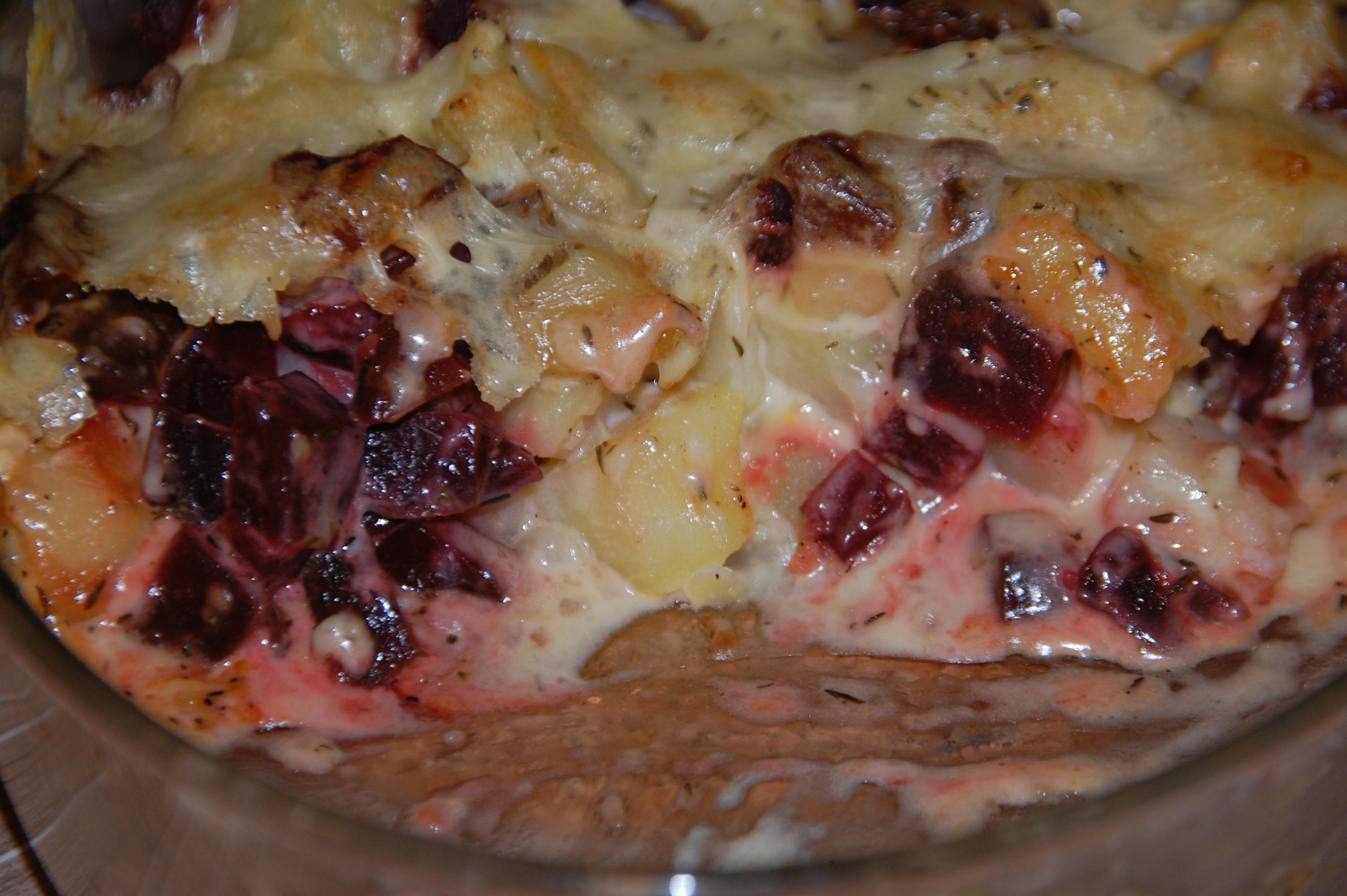 Gratin Betterave Pomme De Terre Et Fromage Mamança Déborde - Cuisiner la betterave