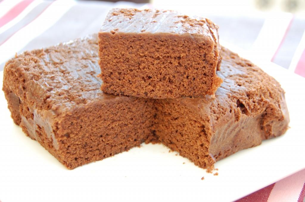 Cake Chocolat Au Micro Onde
