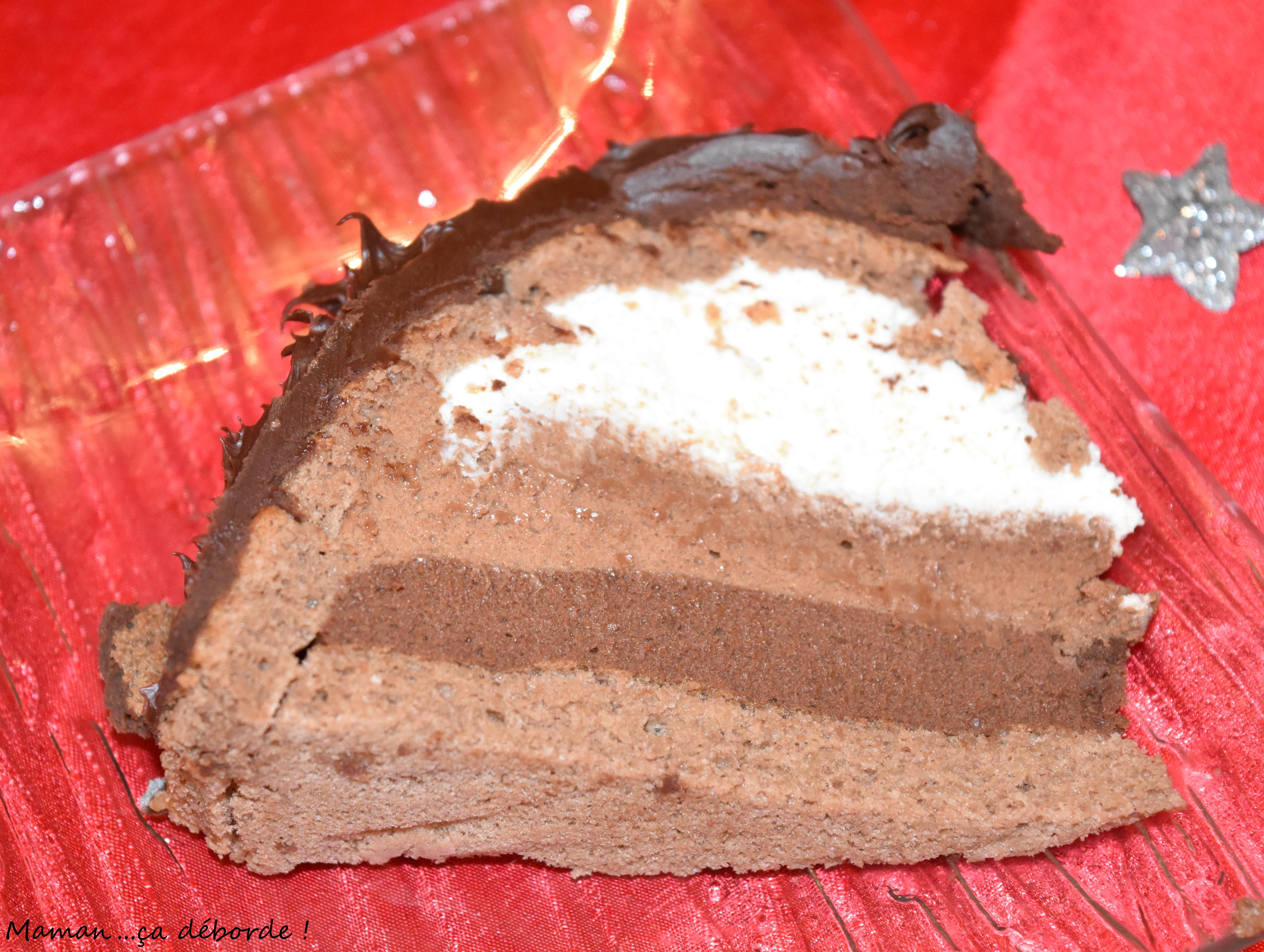 Recette 3 chocolat amuse bouche
