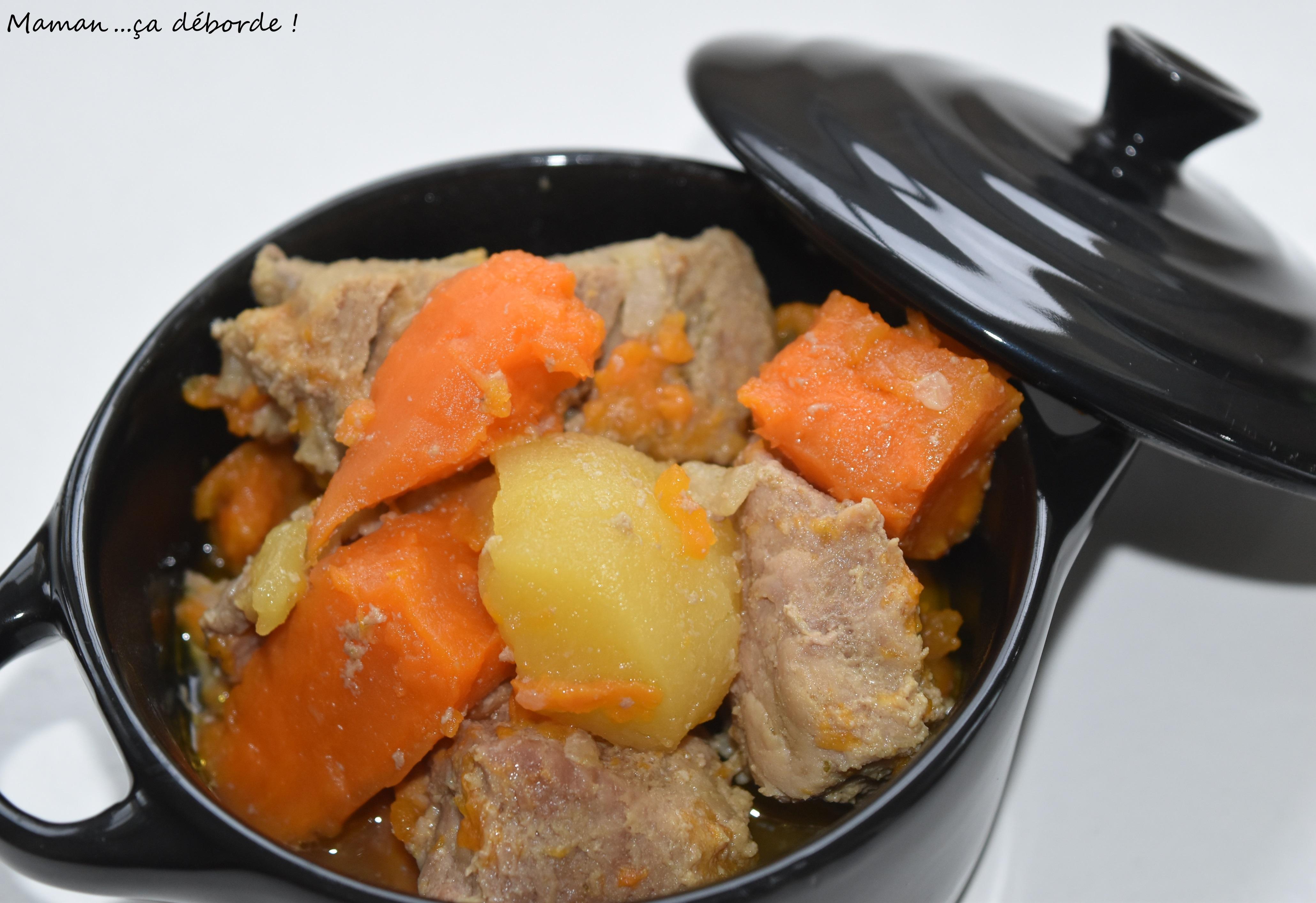 Filet mignon au sirop d 39 rable patates douces et pommes - Quand recolter les patates douces ...
