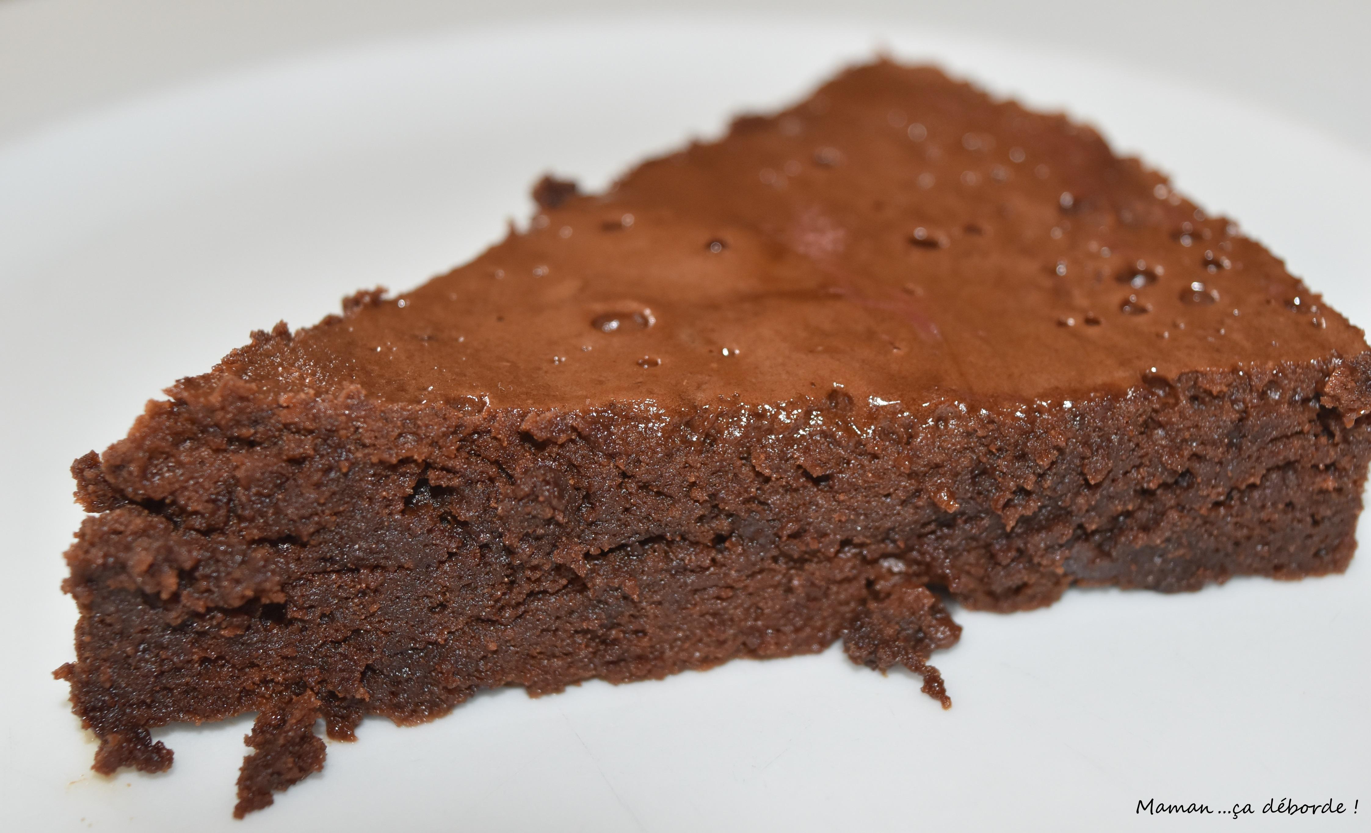 Fondant au chocolat ig bas maman a d borde for Dans 30 ans plus de chocolat