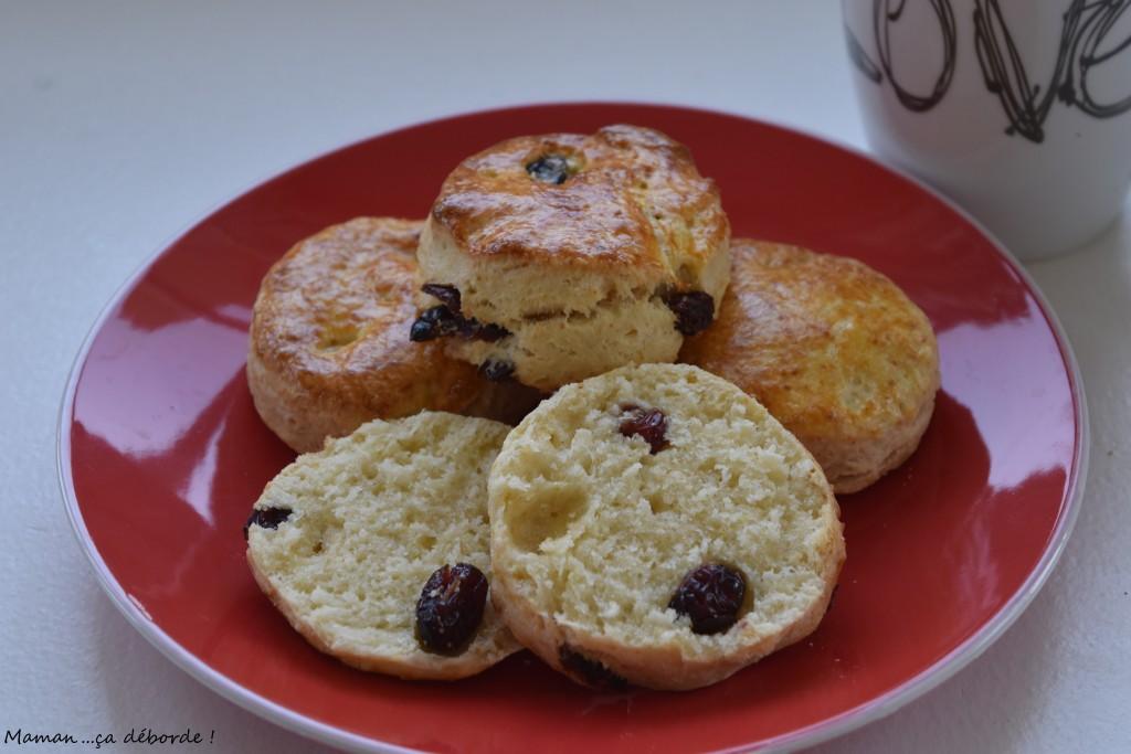 Scones de Rose Bakery3