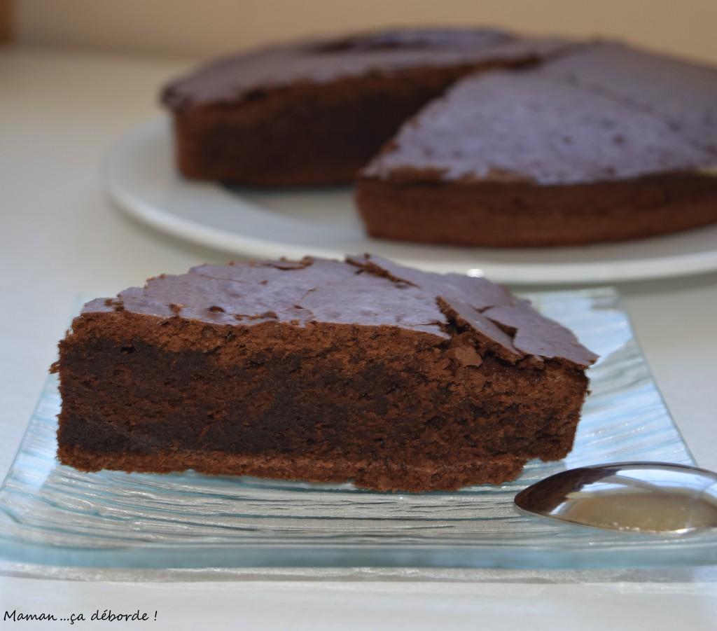 Moelleux au chocolat de Cyril Lignac