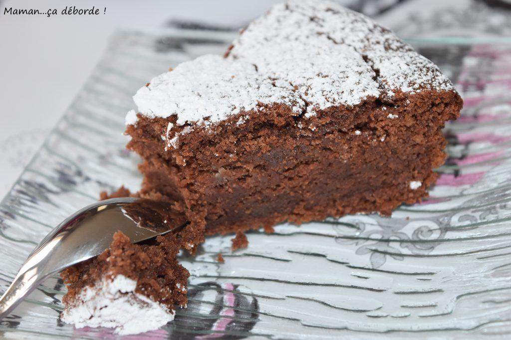 Cake Banane Chocolat Sans Oeuf