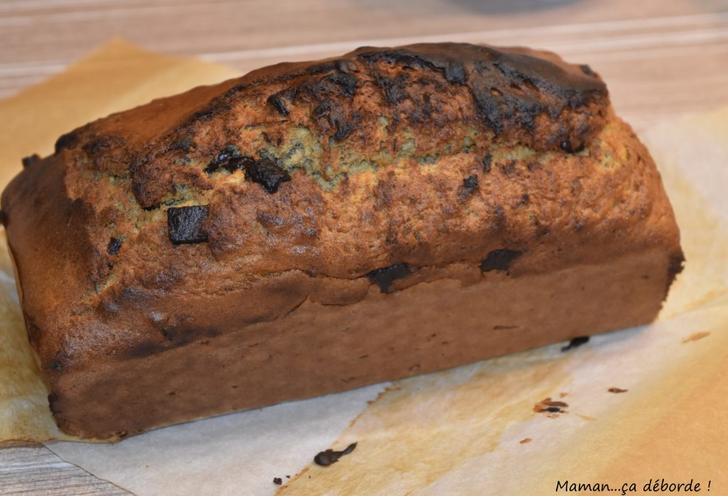 Cake Peau De Banane
