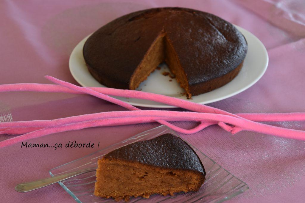 Gâteau au caramel beurre salé