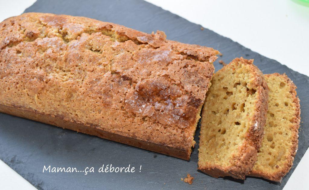 Recette Cake Ricotta Sucre