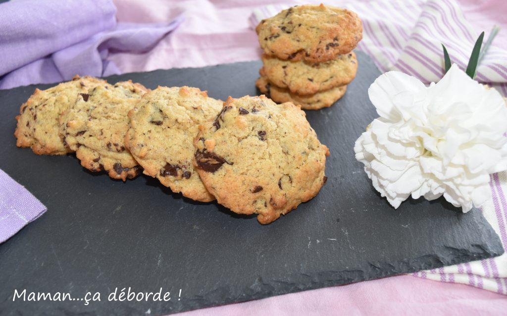 Cookies aux jaunes d'oeuf