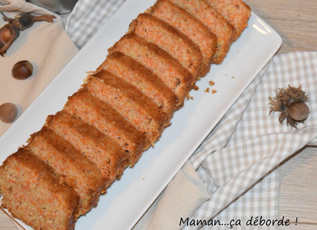 Gâteau aux carottes de Pierre Hermé